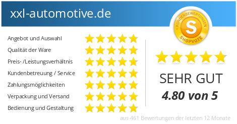 Xxl Automotivede Bewertungen Und Kundenmeinungen Shopvotede