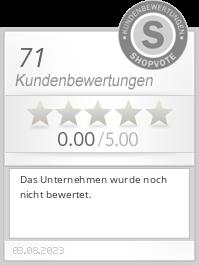 Shopbewertung - rawe-shop.de