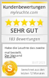 Shopbewertung - myleuchte.com