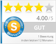 Shopbewertung - speedbuy.de