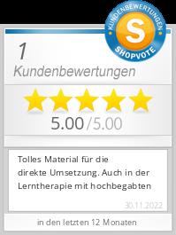 Shopbewertung - lernwerkstatt-fuer-deutsch.de