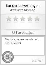 Shopbewertung - harzkind-shop.de