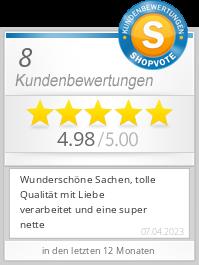 Shopbewertung - spitzbuben-kids.de