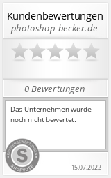 Shopbewertung - photoshop-becker.de