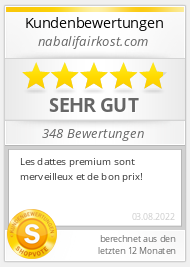 Shopbewertung - nabalifairkost.com