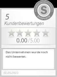 Shopbewertung - fasent-shop.de