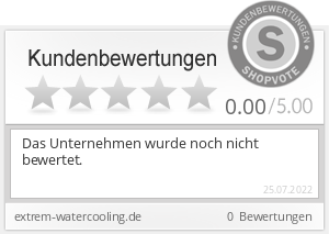 Shopbewertung - extrem-watercooling.de
