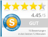 Shopbewertung - profikuechenshop.de