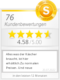 Shopbewertung - geo-discount.ch