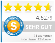 Shopbewertung - edelschungit.eu