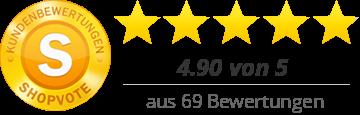 Shopbewertung - druckerleasen.de