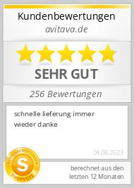 Shopbewertung - avitava.de