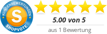 Shopbewertung - halle61.com