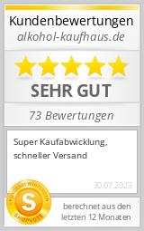 Shopbewertung - alkohol-kaufhaus.de