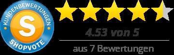 Shopbewertung - aerobis.com