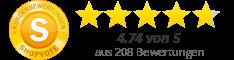 Shopbewertung - bueroshop24.de