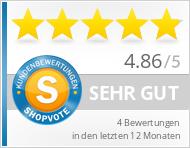 Shopbewertung - handgefertigt-berlin.de
