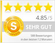 Shopbewertung - kleine-abtei.de