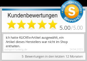 Shopbewertung - radsport-ludwig.de