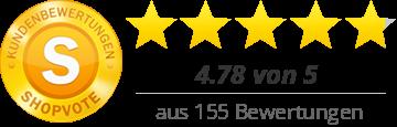Shopbewertung - actinovo.com