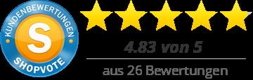 Shopbewertung - geovis.de