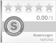 Shopbewertung - blankstore.de