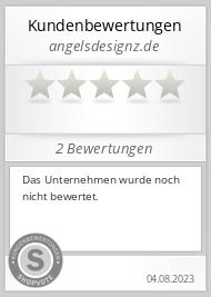 Shopbewertung - angelsdesignz.de