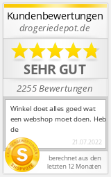 Shopbewertung - Drogeriedepot.de