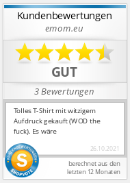 Shopbewertung - emom.eu