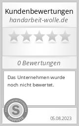 Shopbewertung - handarbeit-wolle.de